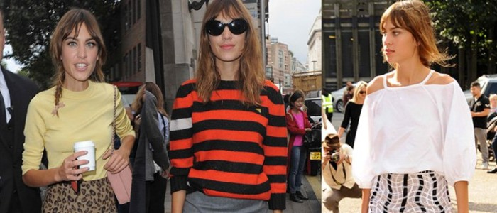 Alexa Chung Wore This Skirt 4 Times During Fashion Week!