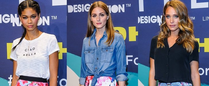 Olivia Palermo, Chanel Iman and Hannah Davis' Skirts Cost Only Less Than $40!