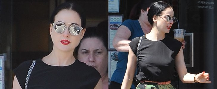 Copy Dita Von Teese's Lovely Shopping Style