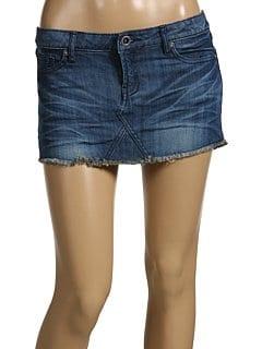 Hurley 72 YC Denim Skirt