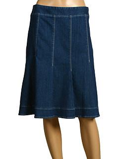 Nic + Zoe Denim Flirt Skirt