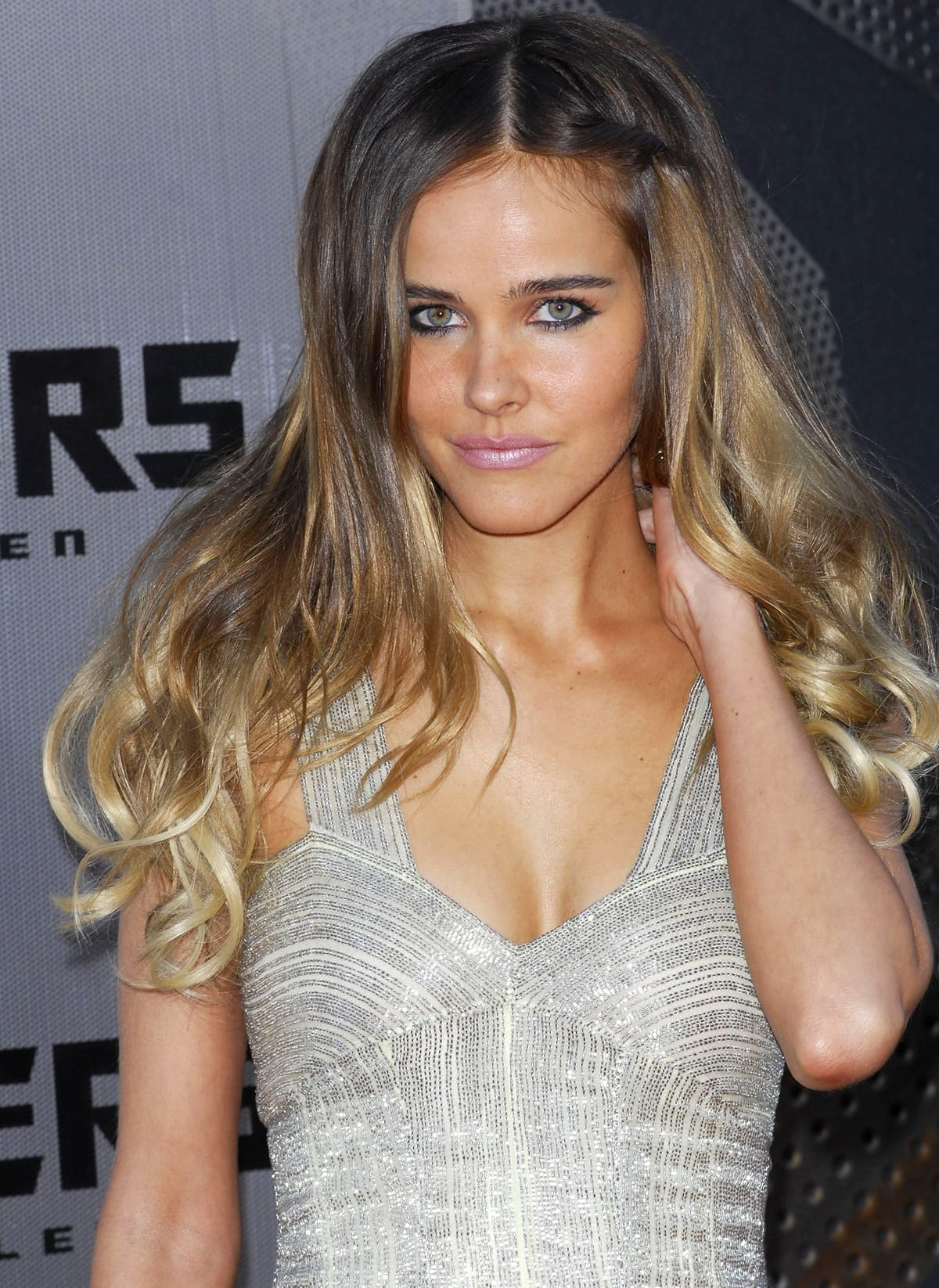 """Actress Isabel Lucas arrives on the red carpet of the 2009 Los Angeles Film Festival's premiere of """"Transformers: Revenge of the Fallen"""""""
