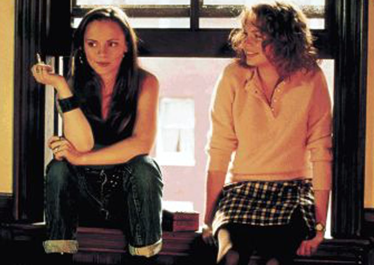 Christina Ricci and Michelle Williams were both 20 years old when filming Prozac Nation