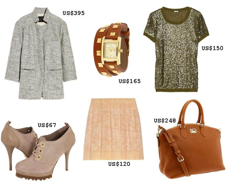 How to copy Olivia Palermo's fabulous Mulberry outfit