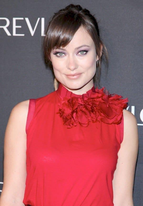 Olivia Wilde Revlon