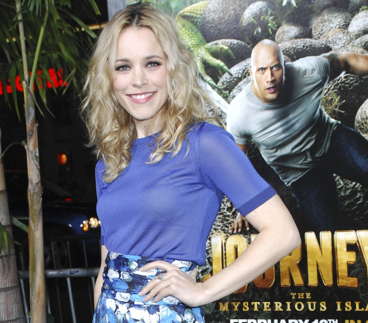 Rachel McAdams wants to star in a possible sequel to The Wedding Crashers