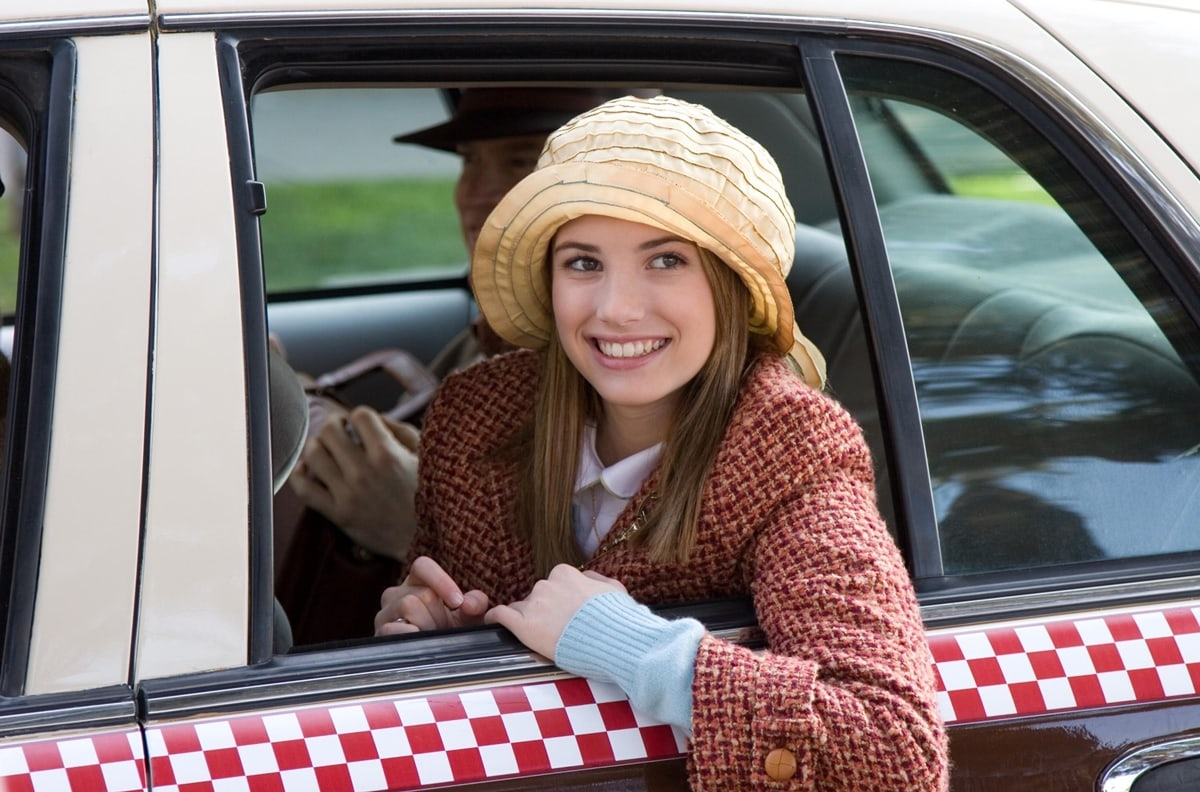 Emma Roberts turned 15 while filming Nancy Drew in Los Angeles