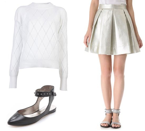 Alexa Chung Inspired Outfit1