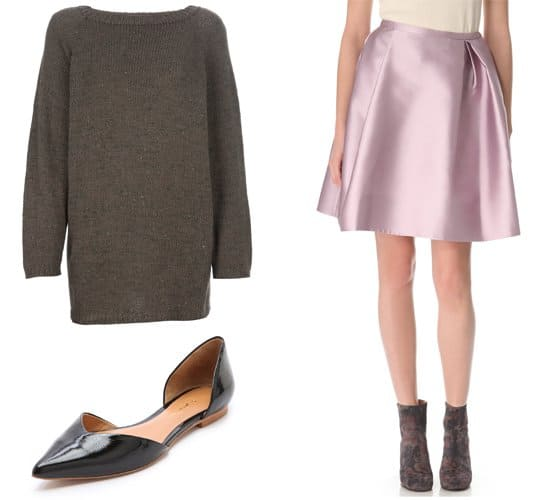 Alexa Chung Inspired Outfit2