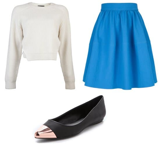 Alexa Chung Inspired Outfit3