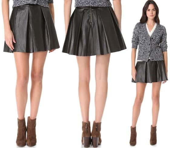 one-boundary-leather-skirt