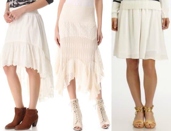 white-skirts-saks-shopbop