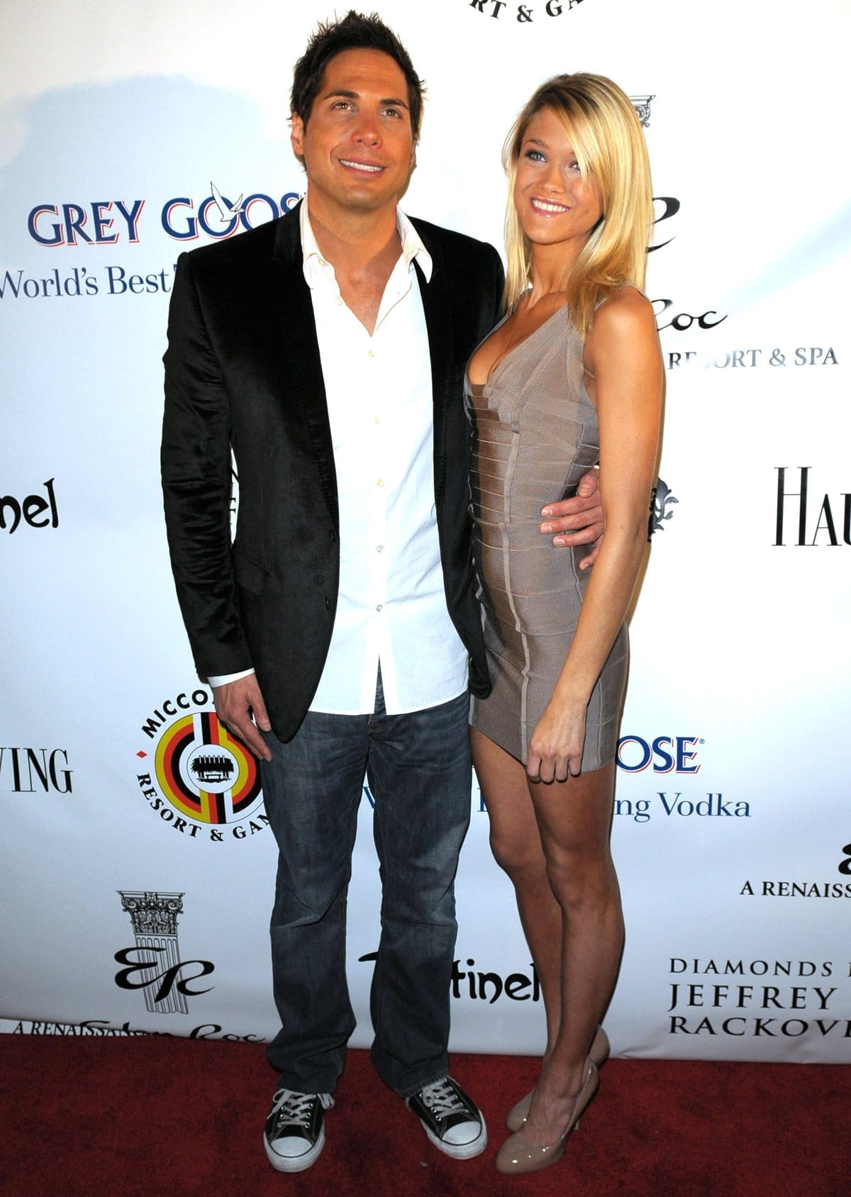 Abbey Wilson, who dated Joe Francis for 12 years until their relationship ended in 2020 amid the COVID-19 pandemic, claims he did drugs and was abusive