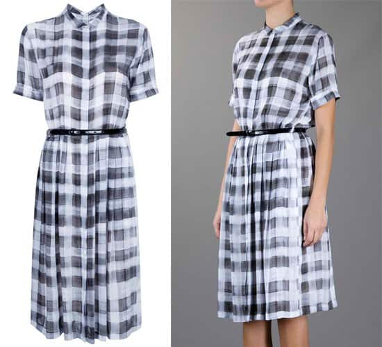 Paul Smith Black Label Checked Dress