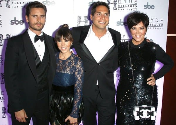 Scott Disick turns 30 with 'Lord Disick-Style' birthday bash at Hyde Bellagio