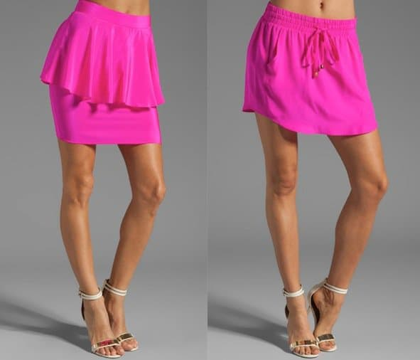pink-skirts