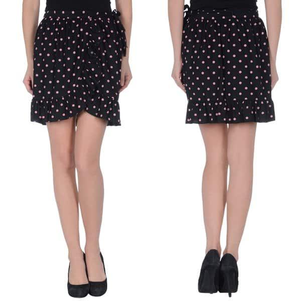 Moschino Cheapandchic Mini Skirt