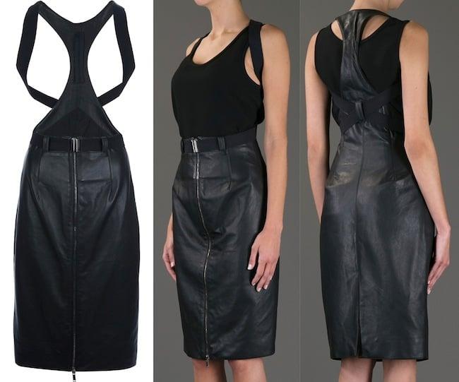 gareth-pugh-leather-suspender-skirt