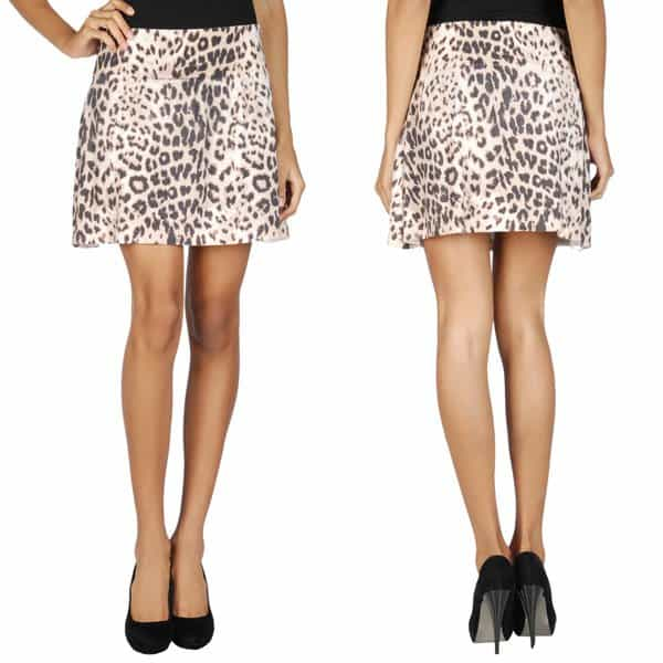 Leetha Mini Skirt