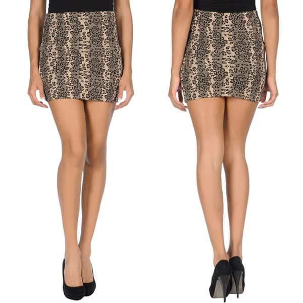So Allure Mini Skirt