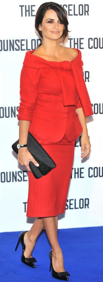 'The Counselor' photocall