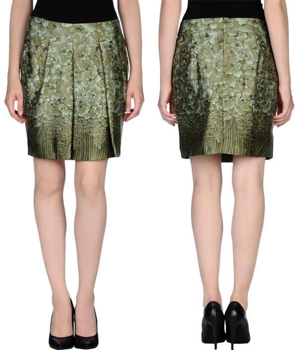 Philosophy Di A. F. Knee Length Skirt