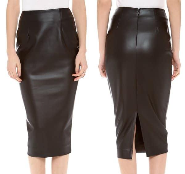AQ AQ Wayne Midi Skirt