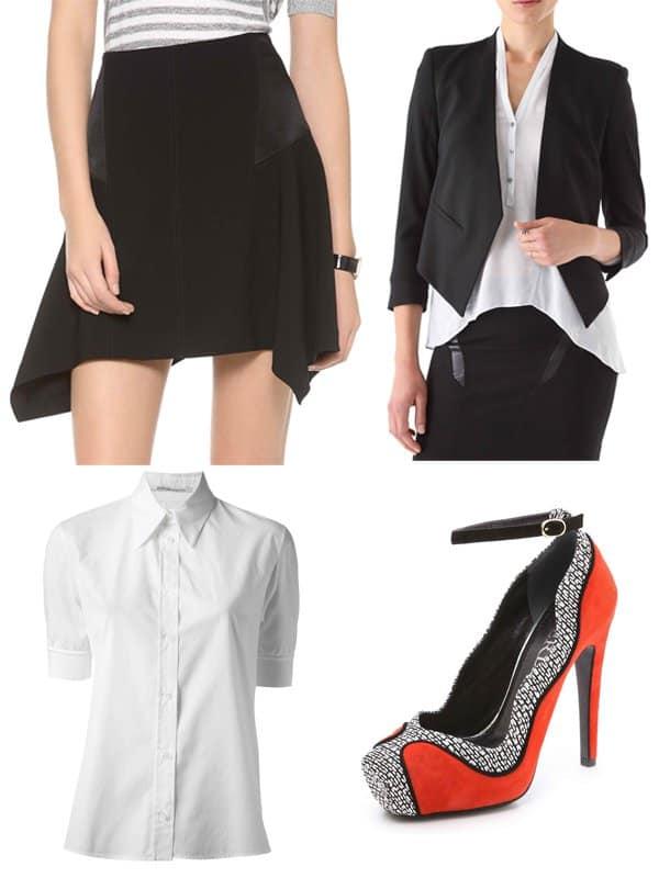 Nina Dobrev Inspired Outfit1