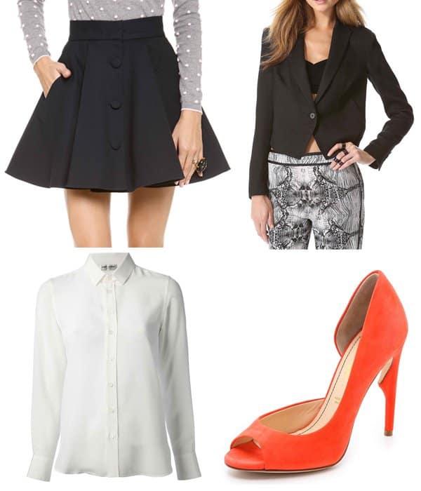 Nina Dobrev Inspired Outfit2