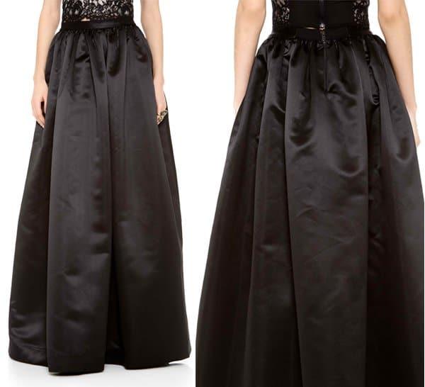 Alice + Olivia Ball Skirt