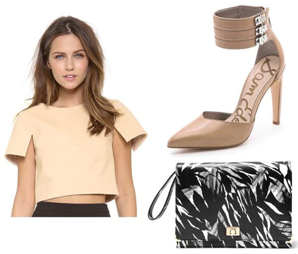 Nicole Richie inspired outfit