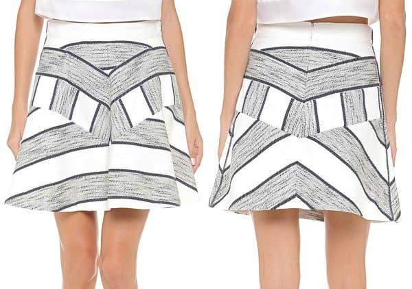 3 1 Phillip Lim Flounce Skirt