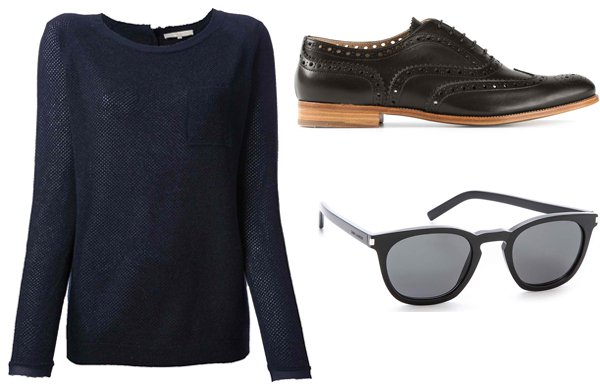 Emma Watson inspired outfit
