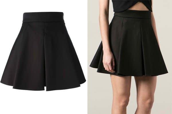 Fausto Puglisi Flared Skirt