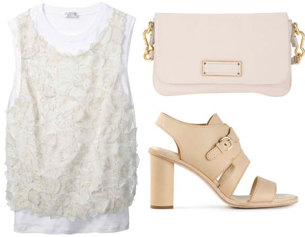 Julianne Hough inspired outfit