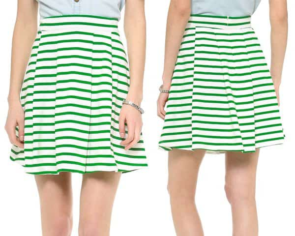 Petite Bateau Favorite Skirt