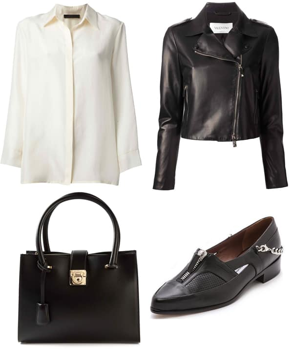 Rumer Willis inspired outfit