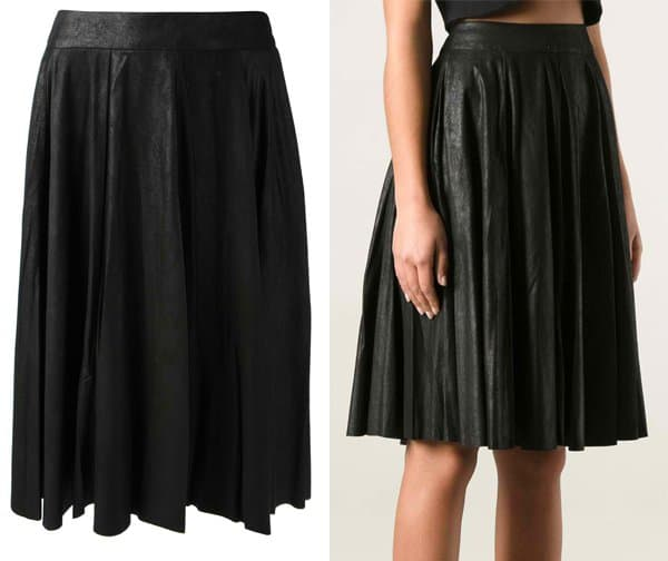 Maison Martin Margiela Pleated Skirt