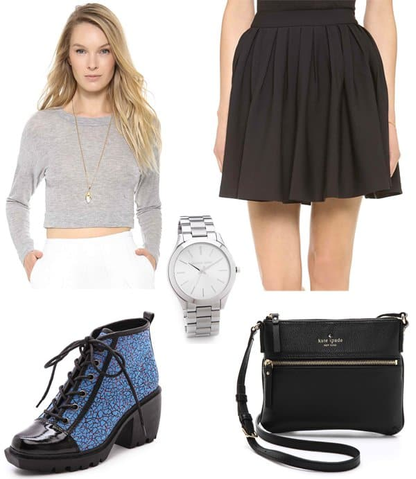 Miranda Cosgrove inspired outfit