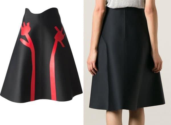 Acne Studios Mercy Skirt