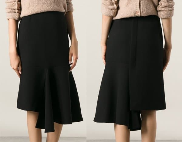 Marni Flared Skirt