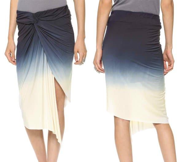 Young Fabulous & Broke Kulani Ombre Skirt