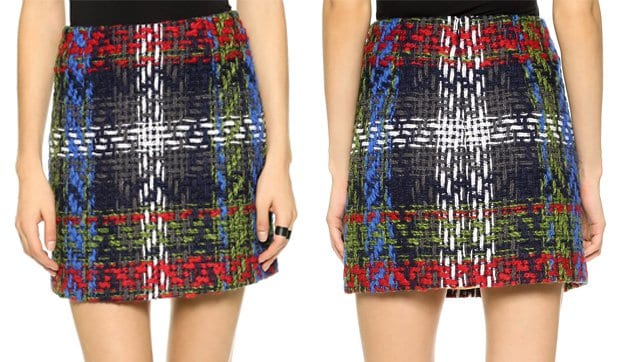 DSQUARED2 City Miniskirt