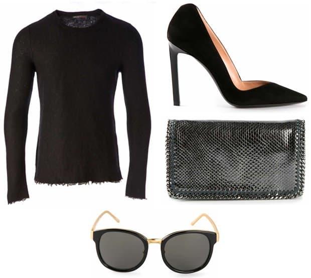 Dolce & Gabbana Leopard Print Pencil Skirt coordinates
