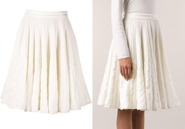 KTZ Reflective Panel Skirt