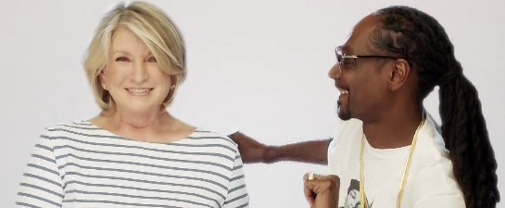 Martha Stewart and Snoop Dogg: Why They Go Together Like Gin and Juice