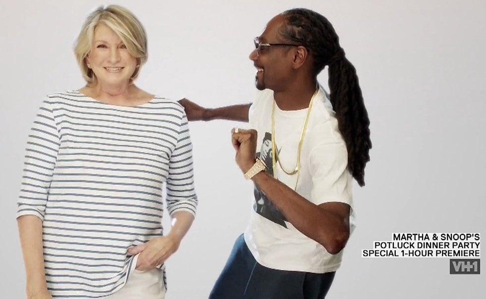 Martha & Snoop's Potluck Dinner Party premiered on VH1 on November 7, 2016