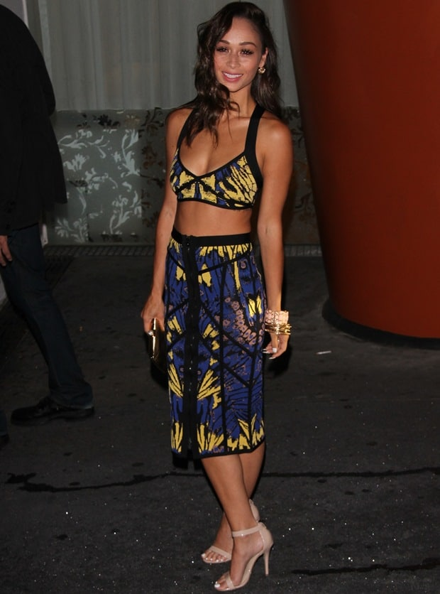 12th Annual InStyle Summer Soiree - Outside Arrivlas