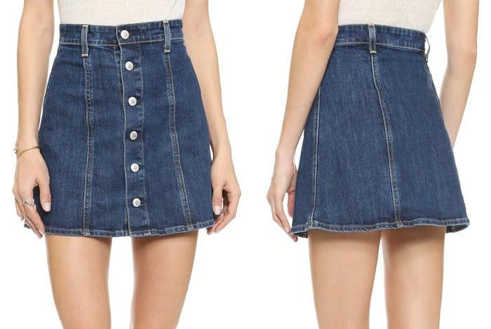 AG Alexa Chung x AG Kely Skirt