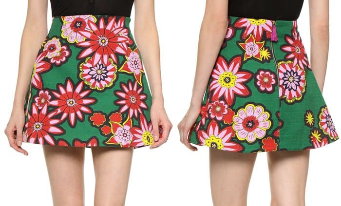 House of Holland Dolly Miniskirt
